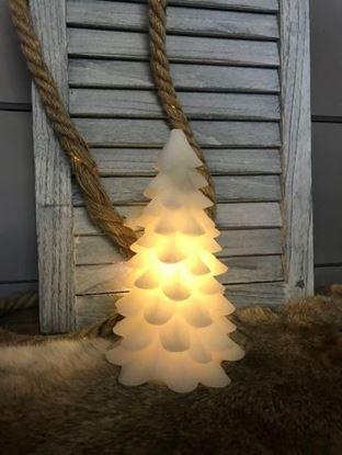 Kerstboom wax